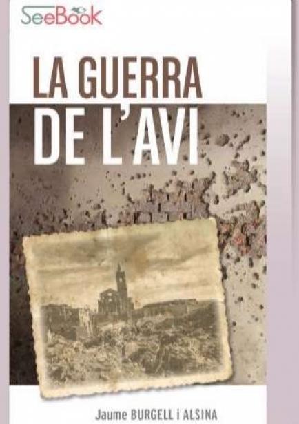 La guerra de l'avi por Jaume Burgell i Alsina