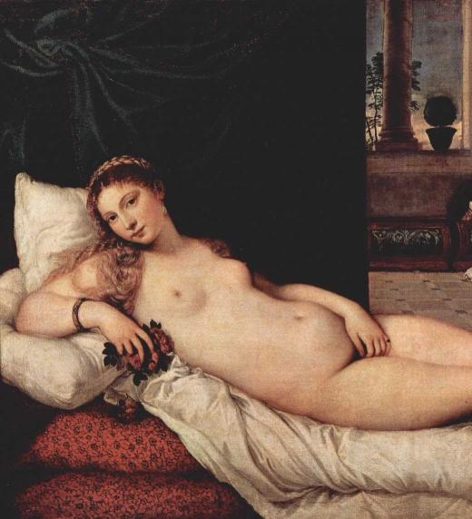 Esta seductora Venus de Tiziano podría ser la sensual Lucía de esta novela romántica ambientada en Barcelona