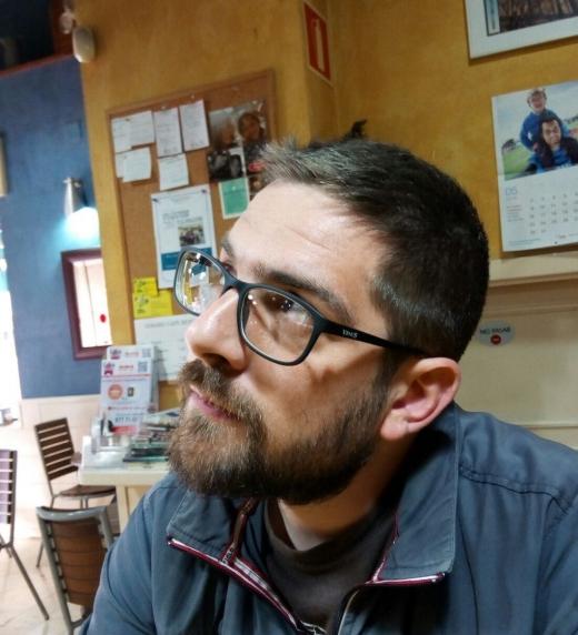 Foto del autor/a Víctor Fernández García