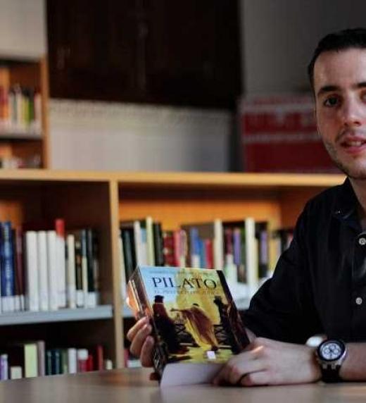 Foto del autor/a Andrés Sampedro Tébar