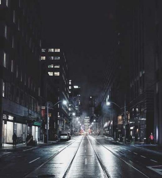 Una probable avenida de la ciudad de Elangel Pulois