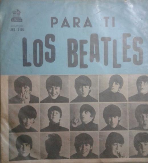 Este disco fue publicado únicamente en Uruguay y lo convierte en una pieza de colección a nivel mundial.