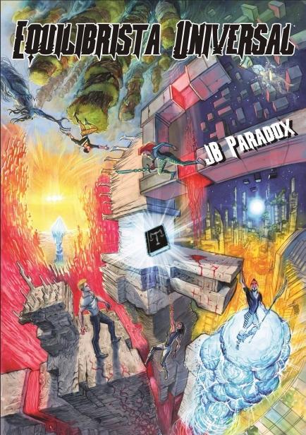 Equilibrista Universal por JB Paradox