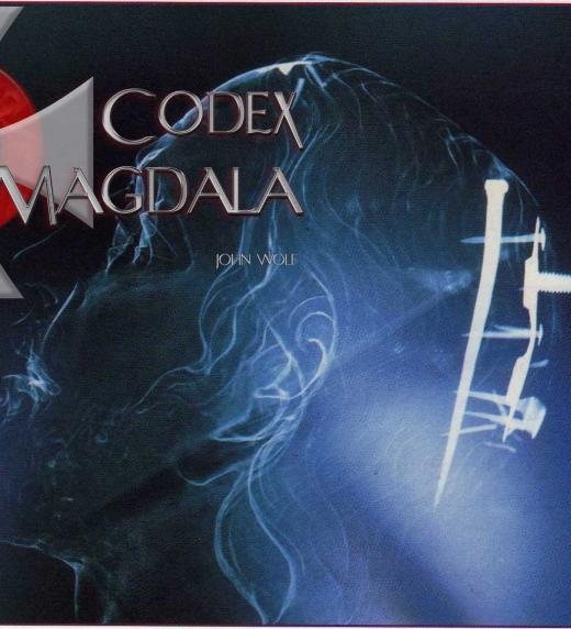 Muestra novela Codex Magdala