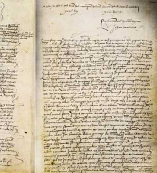 Muestra Documentación real basada Codex Magdala