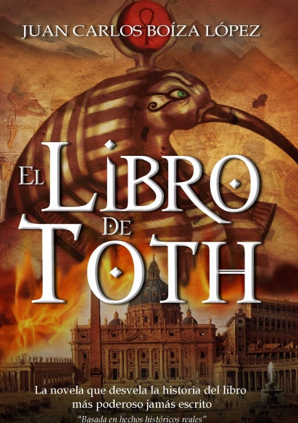EL libro de Toth por JCBoiza