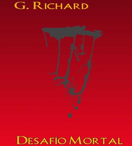 portada opcional del libro Desafío Mortal