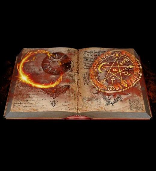 El libro de Toth es un libro maldito real, famoso en el Antiguo Egipto porque confería el poder de hablar con los animales, levantar y controlar a los muertos y hasta mirar cara a cara a los dioses.