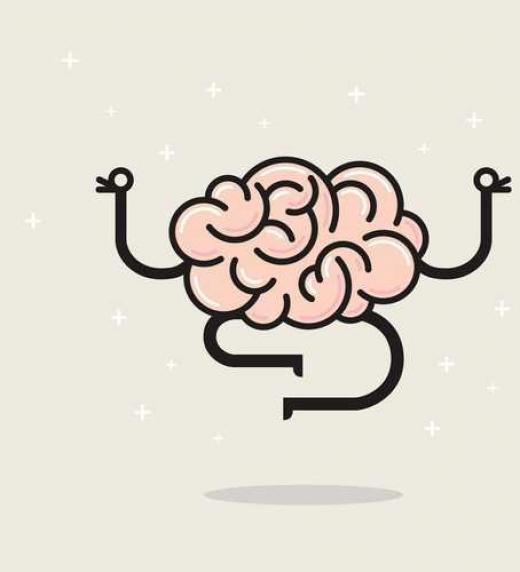 """descripción del cerebro y efectos del """"mindfulness"""""""