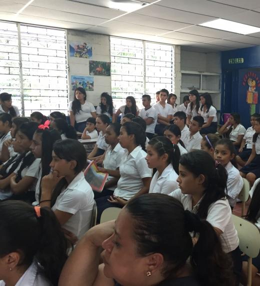 Fomentar la lectura es importante, que los futuros lectores te conozcan es una gran oportunidad visitamos el Municipio de Jutiapa  en Cañas, El Salvador.