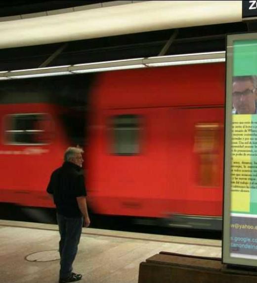 Historias cortas en formato ideal para leer en el transporte público.