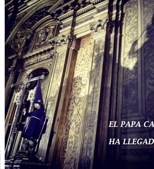 Una mala traducción del Papa Caput Nigrum no permite ver el peligro que nos acecha