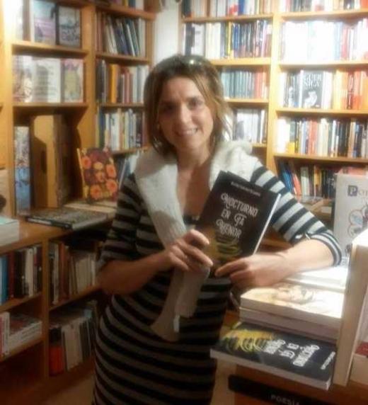 Foto del autor/a Beatriz Sánchez Ocampos