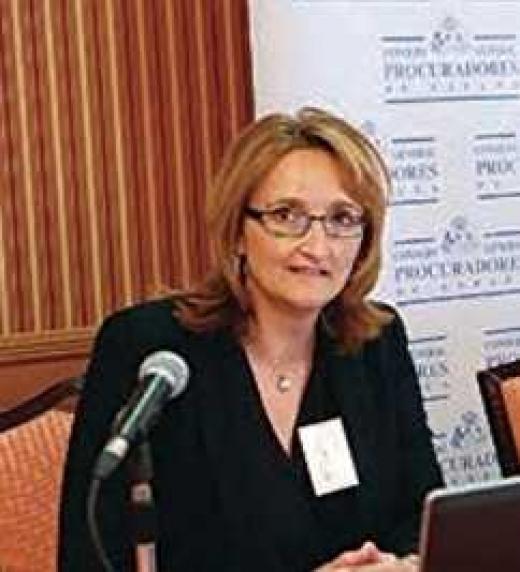 Andrea Golden, informática de profesión, y autora de varios Best Seller en Amazon