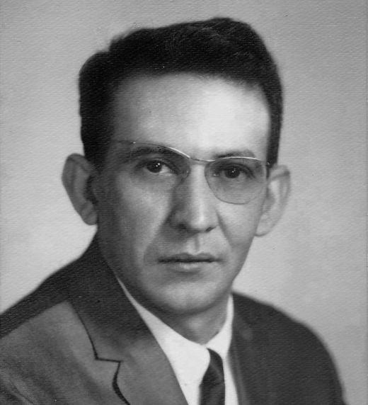 Este es el verdadero rostro del primer astrofísico venezolano de la NASA, el doctor Héctor R. Rojas, responsable de definir el lugar de aterrizaje en la Luna, de las misiones tripuladas (Programa Apolo).