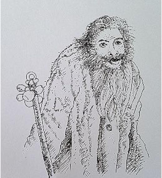 Urk es el carcelero en la Mansión Gris. http://www.elalephart.com