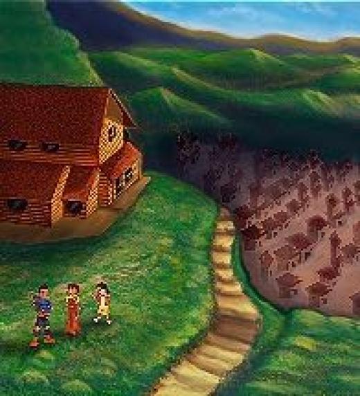El día deja de ser normal cuando al caer la tarde los habitantes en El Valle del Encanto, son alertados por los gritos de horror de una madre