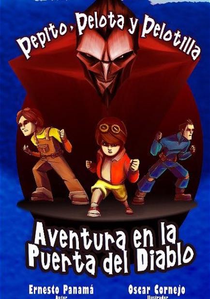 Aventura en La Puerta del Diablo, imagen de portada