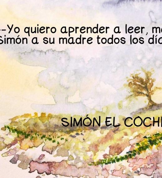 dialogo de Simón con su madre