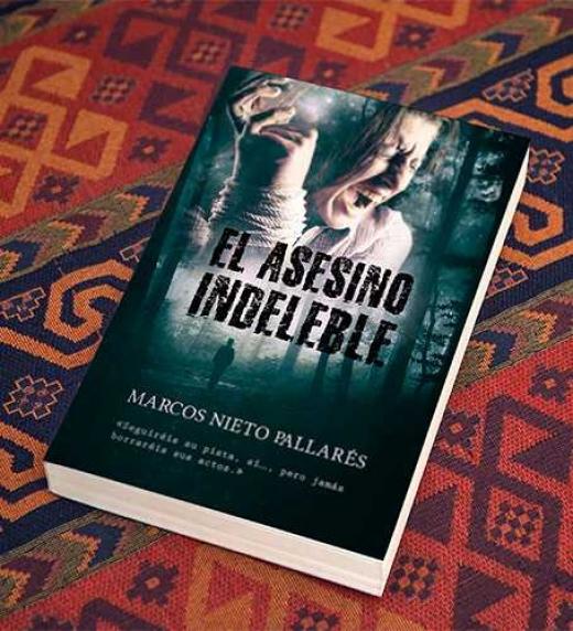 -Más de un año en los top 100 de novela negra y terror. BEST SELLER en AMAZON.ES.