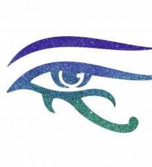 Hojo de horus. Representación de la verdad dentras del velo.