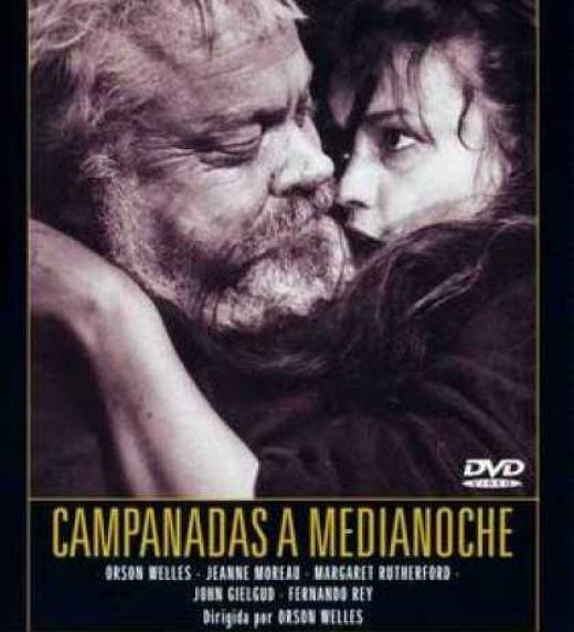 Cartel de la película de la que Orson Welles rodó parte en Etxalar. El hecho histórico marca el inicio de la novela