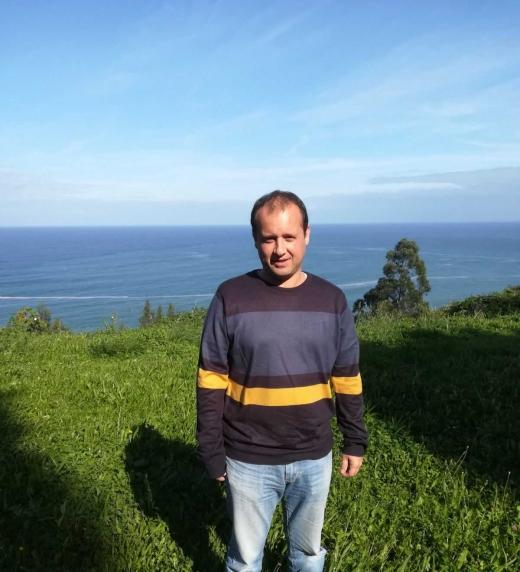 Foto del autor/a Raúl García