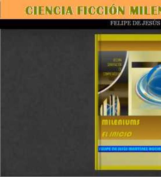 Imagen del libro MILENIUMS. EL INICIO