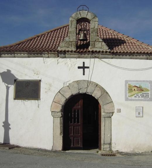 Junto a esta ermita se situó el puesto de mando de la batalla de Somosierra y la cuarta y última de las baterías españolas que defendieron el puerto contra Napoleón.