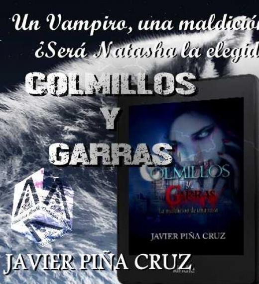 Imagen promocional del libro Colmillos y Garras