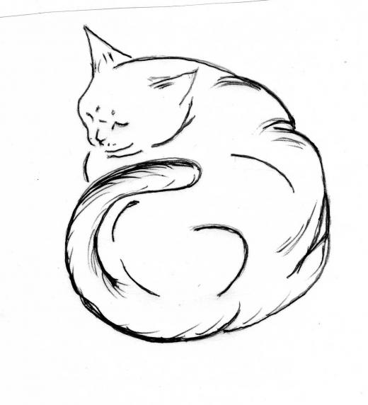 Los gatos negros de Finlandia no le hablan a los adultos pero si a los niños.
