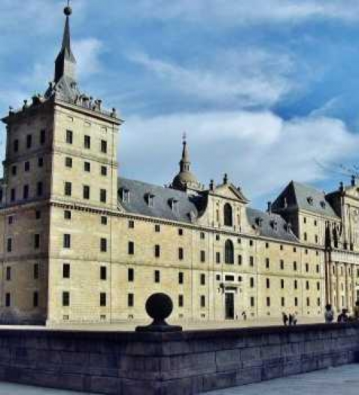 Monasterio El Escorial, Madrid