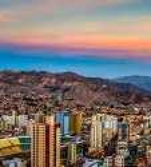 Capital boliviana