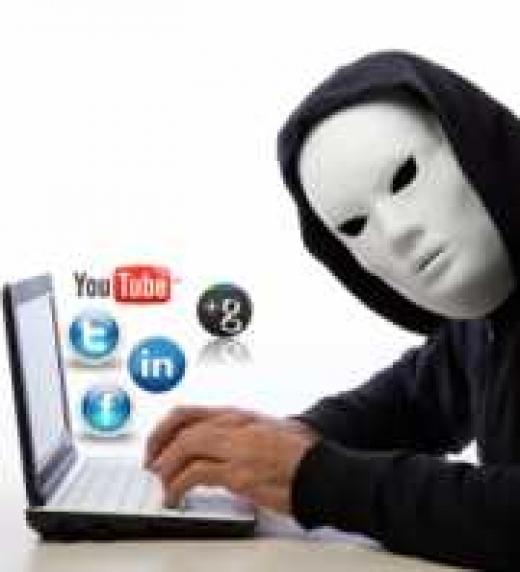 El peligroso anonimato en las redes sociales