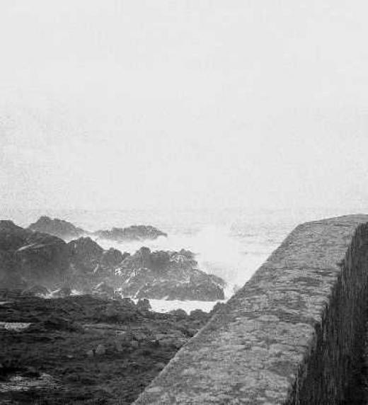 El mar, inspiración y soledad