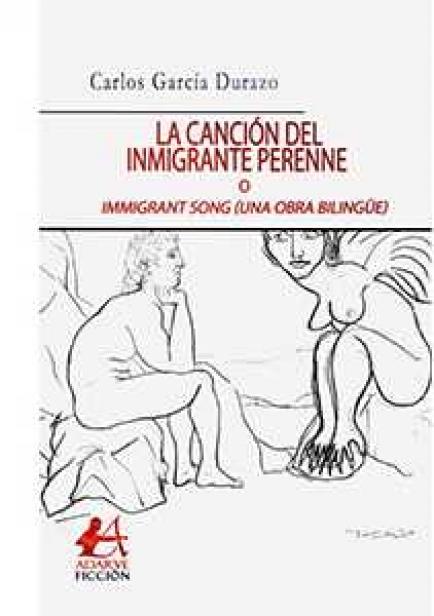 La canción del inmigrante perenne (Inmigrant song) por Carlos García Durazo