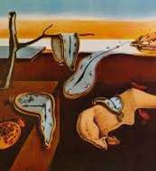 """""""La persistencia de la memoria"""", de Salvador Dalí. Máximo exponente del Surrealismo."""