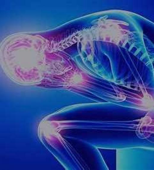 Dolor Crónico, principal síntoma de la Fibromialgia, la enfermedad invisible.
