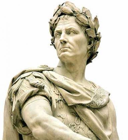 julio cesar emperador romano