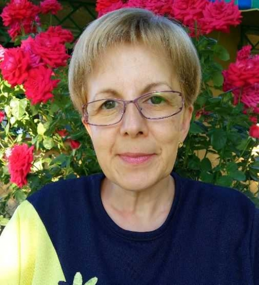 Foto del autor/a Rosa M. Sáenz
