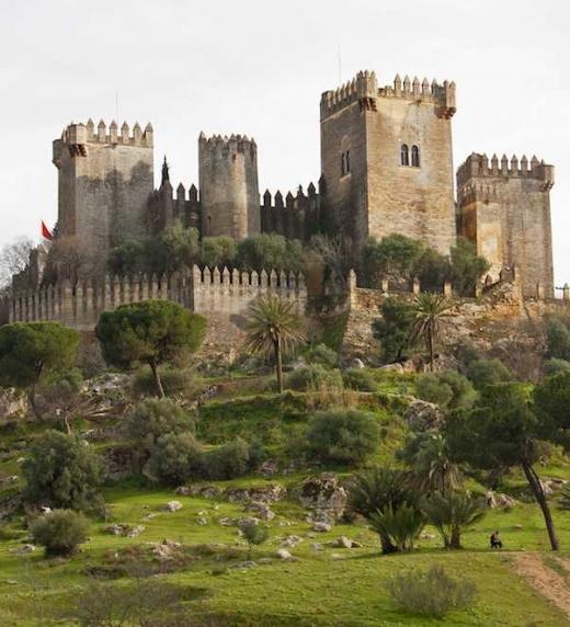 Castillo español