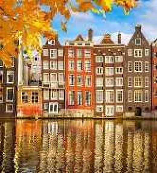 Ámsterdam, símil de Morivia en la vida real