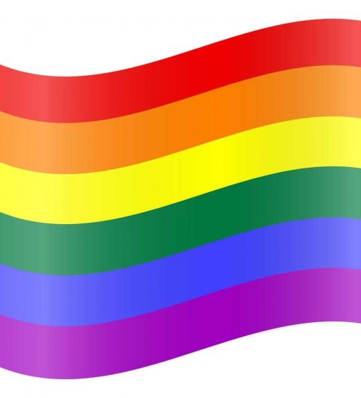Bandera de la comunidad LGBTI