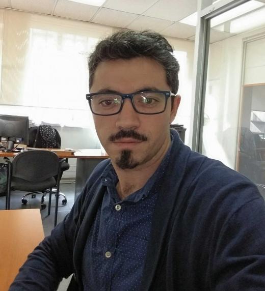 Foto del autor/a Óscar Grey
