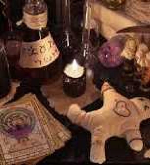 Espíritus, almas, magia negra...