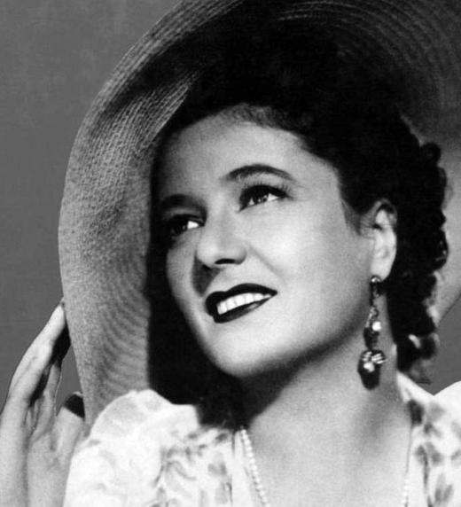 Clara Petacci, amante de Mussolini