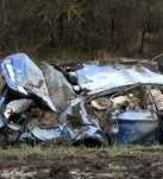No todos los accidentes son por imprudencias propias de sus conductores. algunos pueden ser provocados