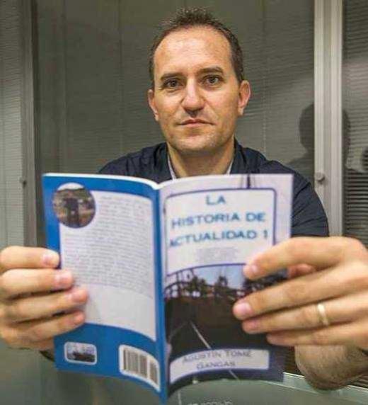 Foto del autor/a Agustín Tomé