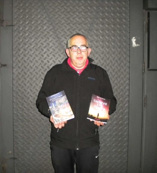 Arqueólogos Urbanos fue la novela más vendida en el stand del municipio de Tres de Febrero en la 44° Feria Internacional del libro de Buenos Aires.