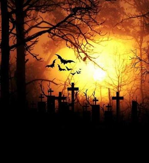 Los cementerios ocultan grandes misterios...